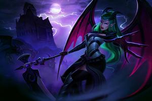 Evelynn League Of Legends 5k Wallpaper