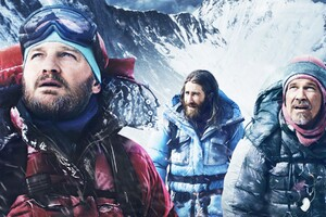 Everest Movie Wallpaper