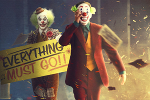Everything Must Go Wallpaper