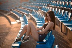 Evgenia Ivanenko Model