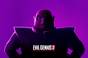 Evil Genius 2 2020 Wallpaper