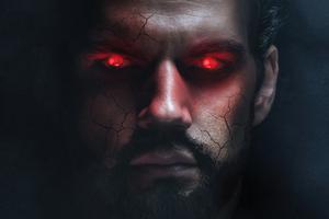 Evil Superman 4k
