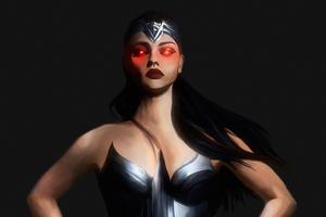Evil Wonder Woman