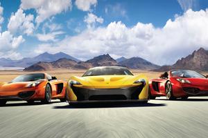 Exotic Cars 4k Wallpaper