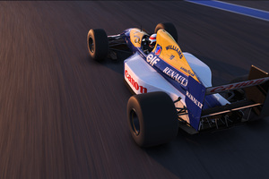 F1 2018 Video Game 4k
