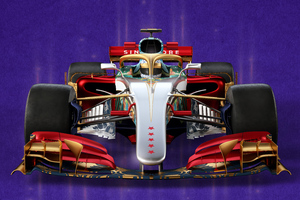F1 Grand Prix Wallpaper