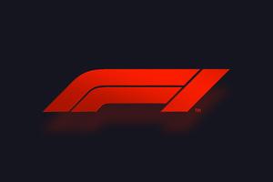 F1 Logo 8k