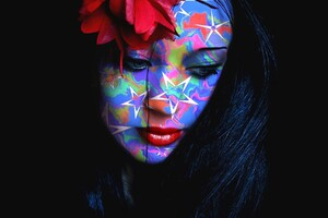 Face Painting Colorful