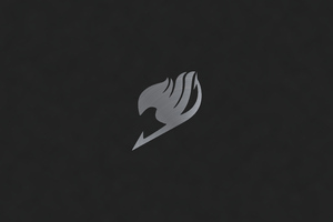 Fairy Tail Anime Logo 5k Wallpaper