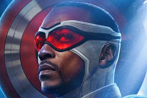 Falcon Captain America