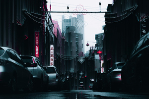 Fallen Streets
