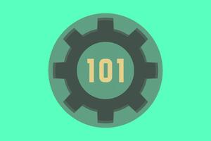 Fallout 3 Vault 101 Minimal 5k
