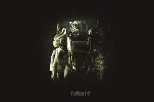 Fallout 4 HD Wallpaper