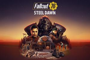 Fallout 76 Steel Dawn 4k Wallpaper