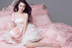 Fan Bingbing Chinese Actress Wallpaper