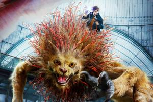 Fantastic Beasts The Crimes Of Grindelwald 2018 4k Wallpaper