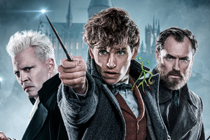 Fantastic Beasts The Crimes Of Grindelwald Movie New Poster Wallpaper