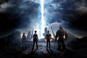Fantastic Four 2 Wallpaper