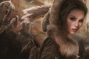 Fantasy Girl 5k