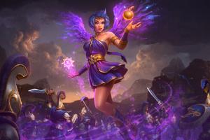 Fantasy Goddess Girl