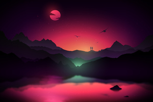 Fantasy Landscape Wallpaper
