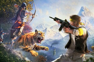 Far Cry 4 Game Wallpaper