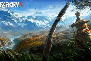 Far Cry 4 Himalayas Wallpaper