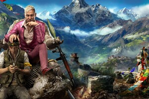 Far Cry 4 Latest Wallpaper