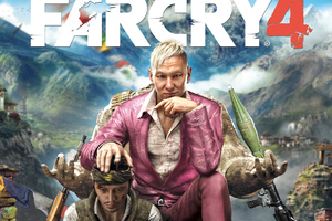 Far Cry 4 Xbox Game Wallpaper