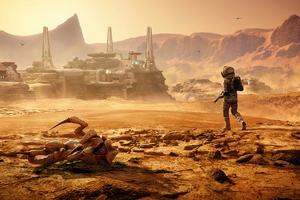 Far Cry 5 Lost On Mars 4k 2018