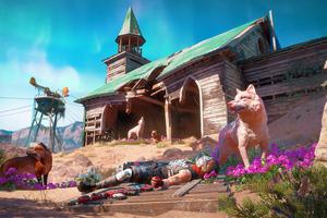 Far Cry New Dawn 2019 Game