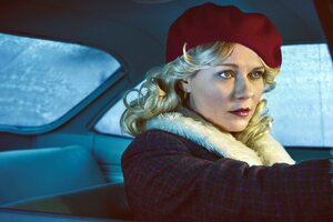 Fargo Tv Series Kristen Dunst Wallpaper