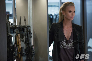 Fast 8 Charlize Theron Wallpaper