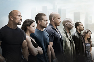 Fast And Furious 12k Wallpaper