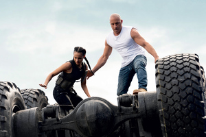 Fast And Furious 9 2020 Movie 5k Wallpaper