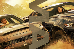 Fast And Furious 9 Imax Poster 5k Wallpaper