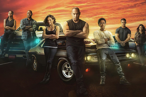 Fast And Furious 9 The Fast Saga 2020 Wallpaper