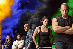 Fast And Furious 9 The Fast Saga 2020 Movie Wallpaper