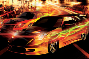 Fast And The Furious Tokyo Drift 4k Wallpaper