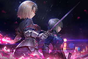 Fate Grand Order Anime Wallpaper