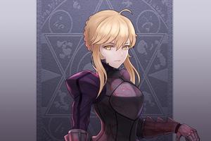 Fate Series Anime Girl 5k Wallpaper