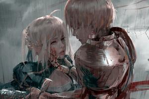 Fate Stay Night Anime Art 4k