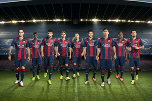 Fc Barcelona 2016