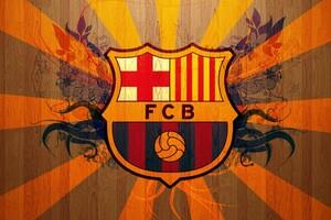 Fc Barcelona Logo Wallpaper