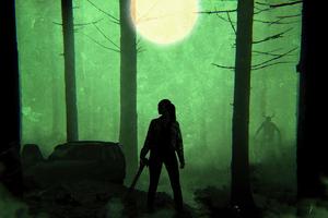 Fear The Walking Dead 4k Wallpaper