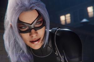 Felicia Hardy As Black Cat In Spiderman Ps4