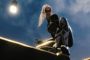 Felicia Hardy In Spiderman Ps4