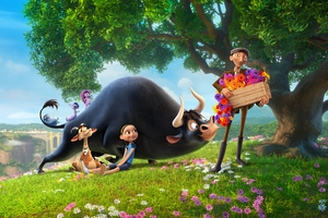 Ferdinand Blue Sky Studios Animated Movie 4k
