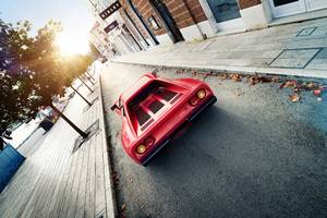 Ferrari 288 GTO 4k Wallpaper