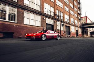 Ferrari 348 4k Wallpaper